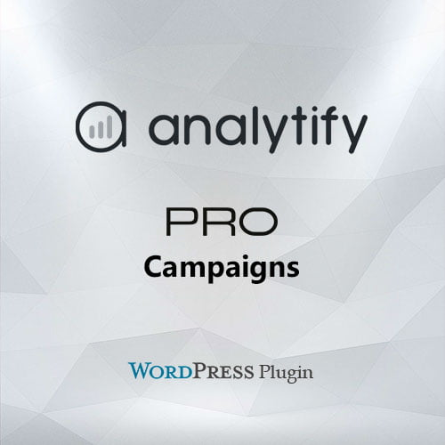 Analytify Pro Campaigns Add on