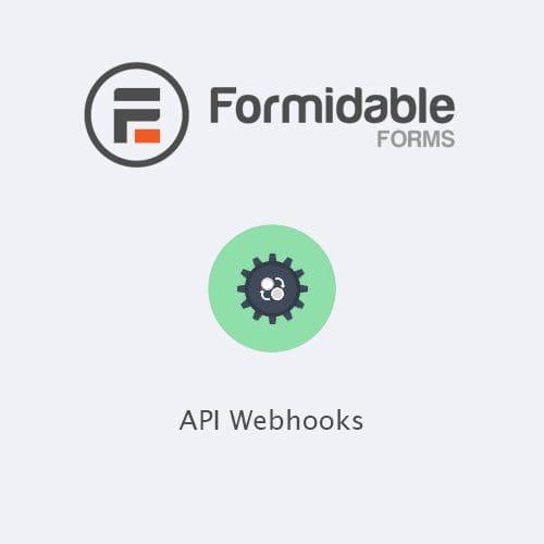 Formidable Forms - API Webhooks