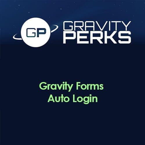 Gravity Perks - Gravity Forms Auto Login