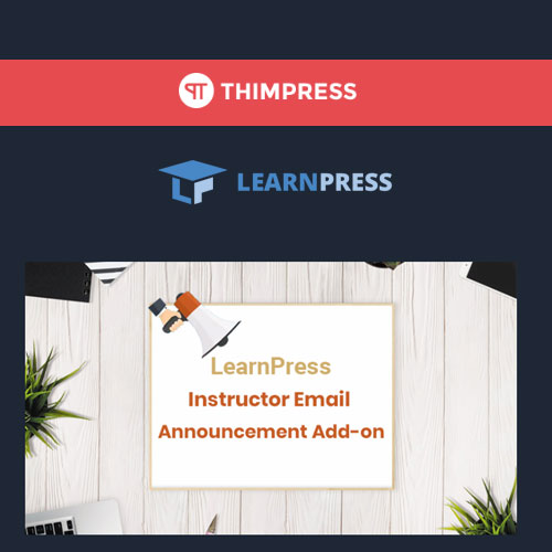 LearnPress - Announcements Addon