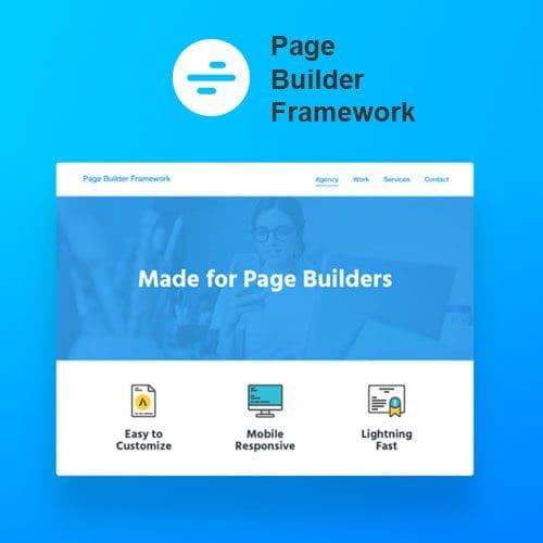 Page Builder Framework Premium Add On