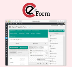 eForm – WordPress Form Builder