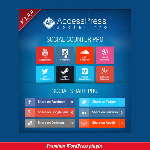 AccessPress Social Pro - ThemeVN